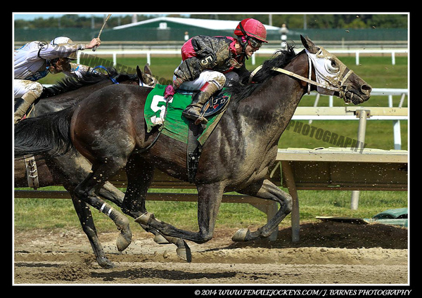 Parx Racing 09/14/14 by Chris Forbes