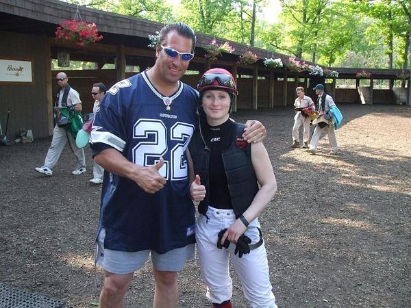 Delaware Park 05/19/2009 by femalejockeys