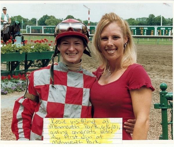 Charlene Hunt by femalejockeys
