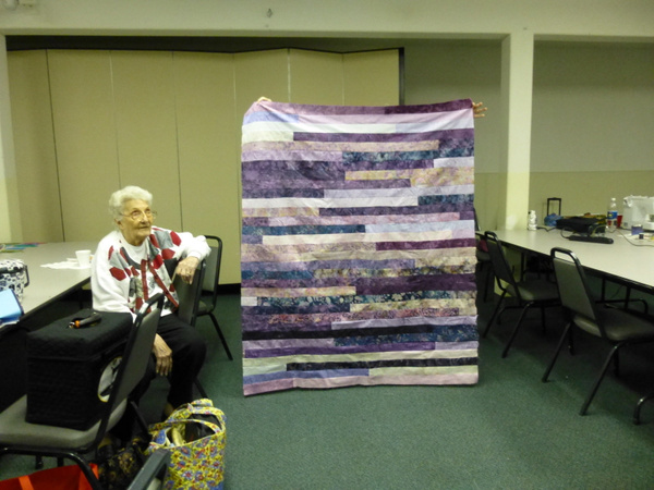 January Retreat by UniversalQuilters