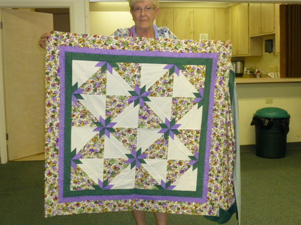 March 2013 by UniversalQuilters
