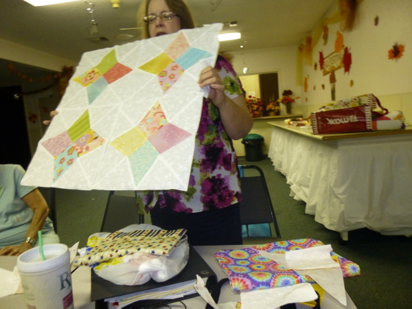August 2013 by UniversalQuilters
