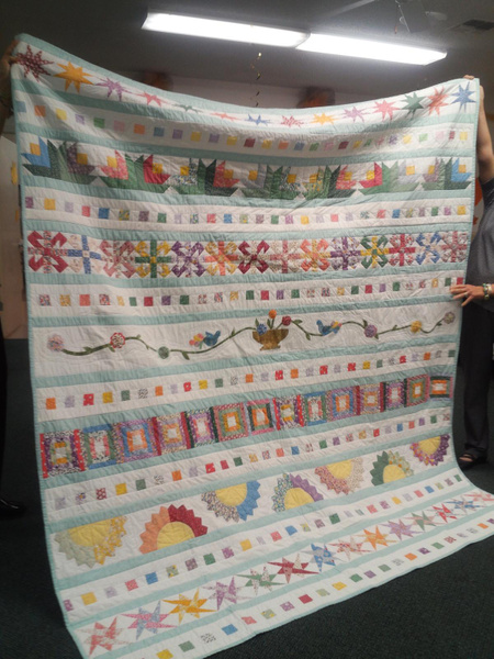 November 2013 by UniversalQuilters