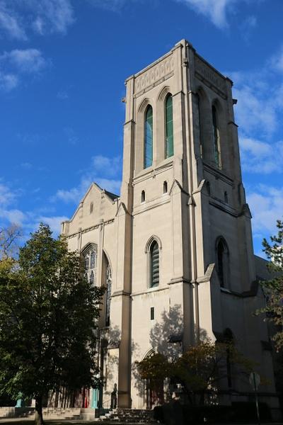 First Methodist Church, Evanston (1854)