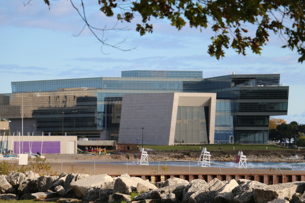 The new Kellogg School of Management, Northwestern University