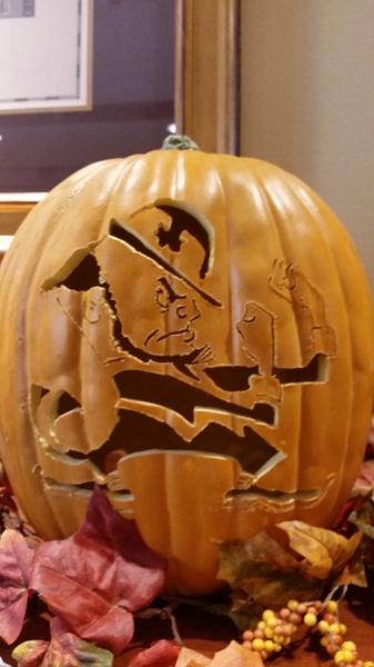 Lepre-pumpkin