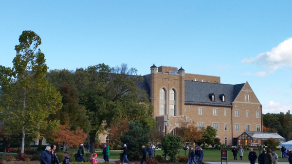 Jordan Hall-The College of Science
