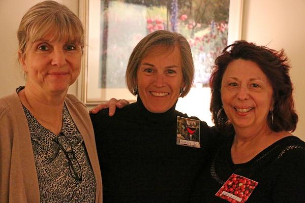 Terri, Nancy and Ginny a/k/a  'Trixi'
