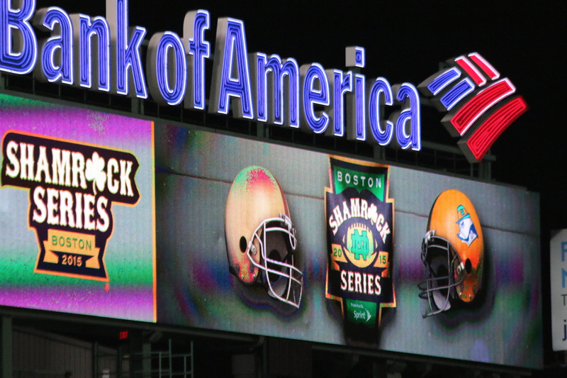 The Shamrock Series comes to Beantown