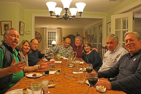 Dinner Chez Carroll, Cohasset