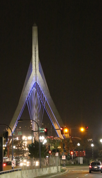 The Zaiken Bridge, Boston