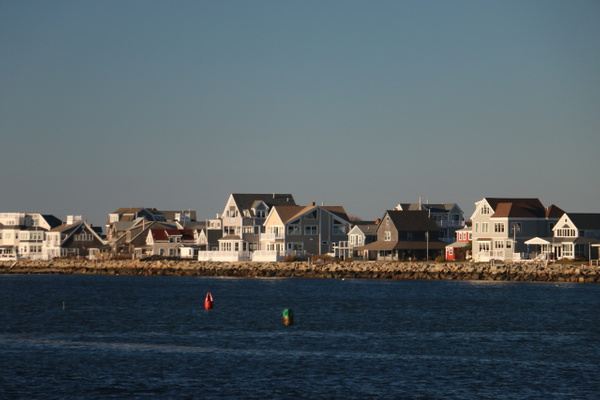 Harbor front residences, Scituate