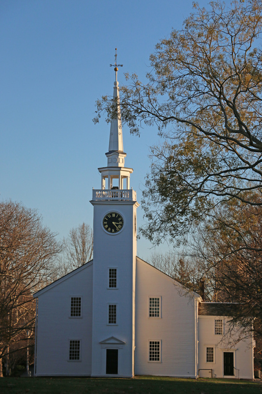 The Unitarian Universalist Church, Cohasset Common