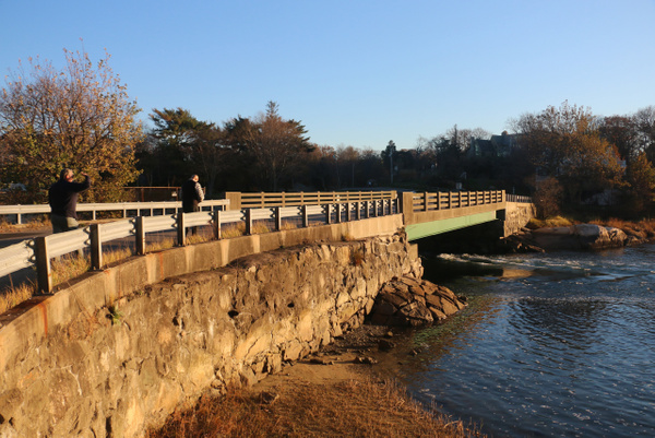Atlantic Avenue Bridge, Cohasset