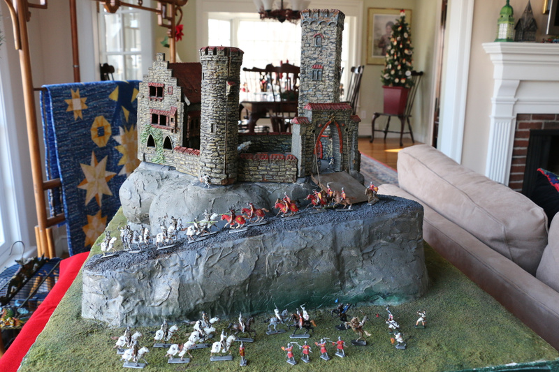 The Castle-A Christmas Tradition