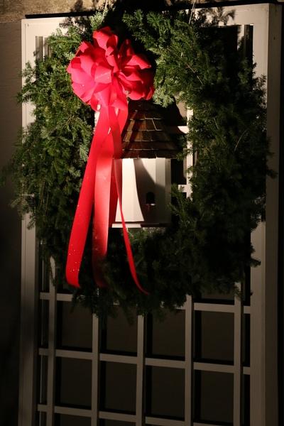 The big wreath