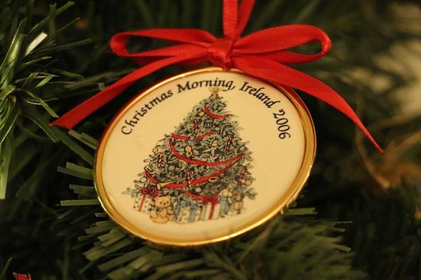 Merry Christmas and top'o the morning to ya!