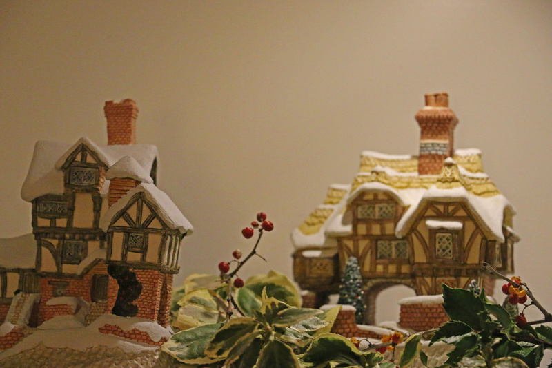Detail-David Winter Christmas Village