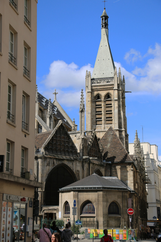 Église Saint-Séverin