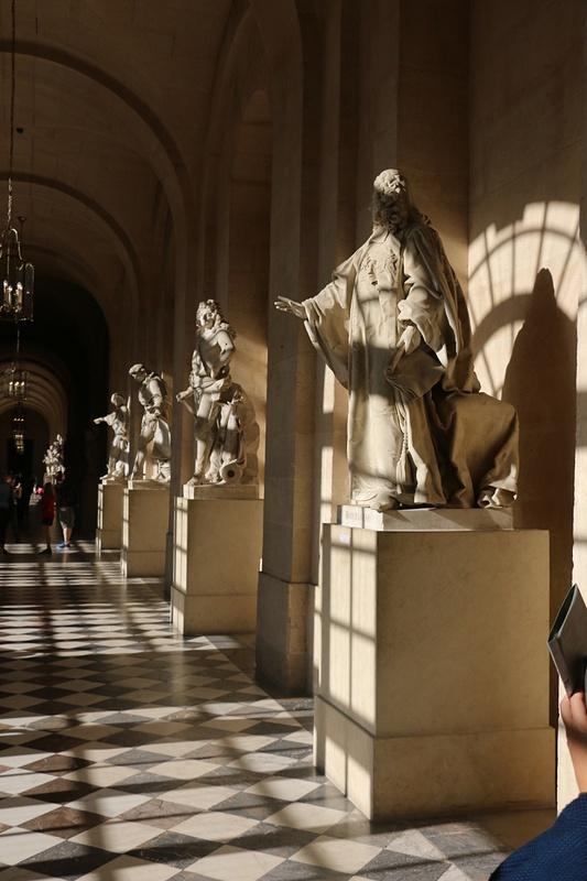 Versailles-Marble Gallery