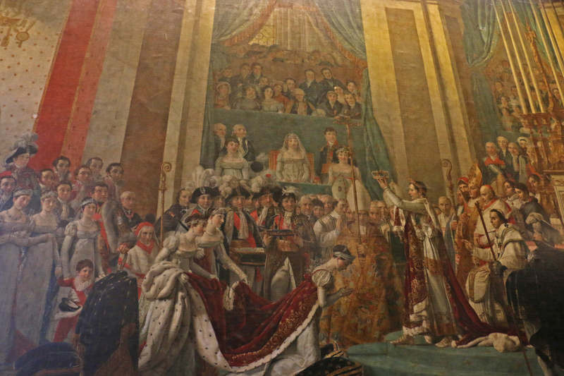Versailles-The Coronation of Napoleon
