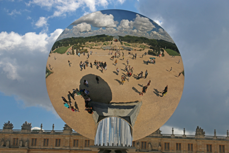 Versailles-Sky Mirror