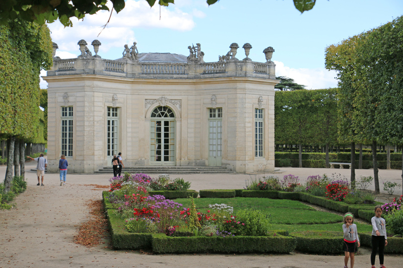 The French Pavilion, Versailles