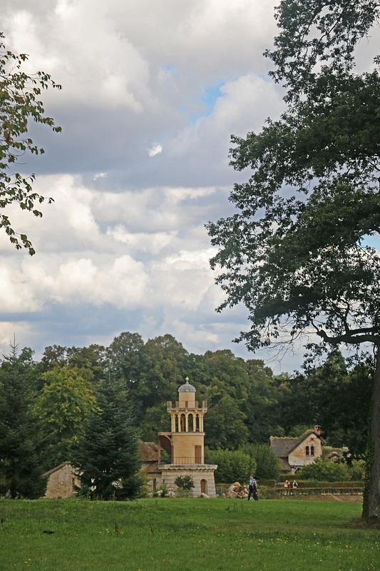 Marlborough Tower, Versailles