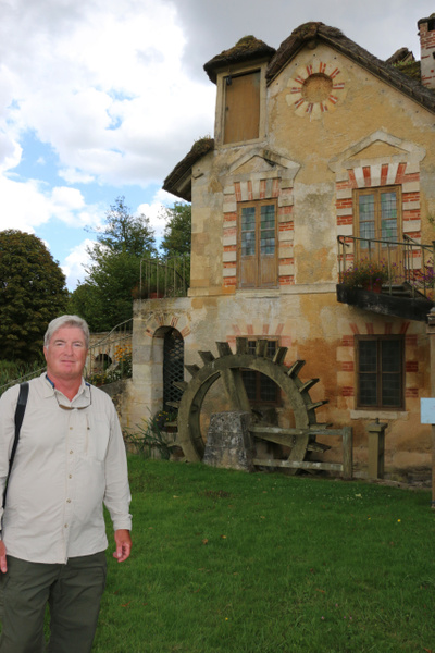 Tom at the Mill on Marie Antoinette's retreat