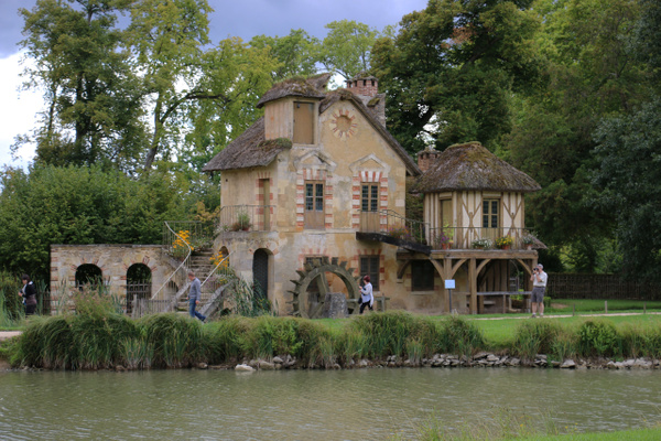 The Queen's Hamlet-Le Moulin or the Mill
