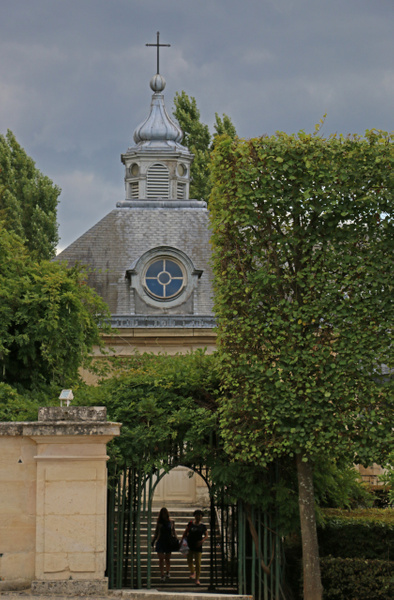 The Chapel on the Petit Trianon grounds