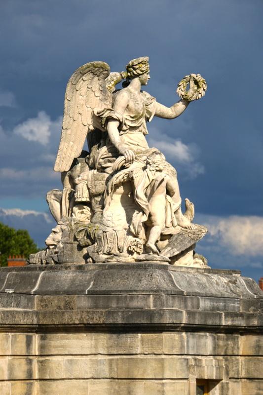 Winged Victory, Versailles