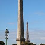 2015-09-04-Paris, FR-Place de la Concorde, L'Orangerie & Tuileries Garden