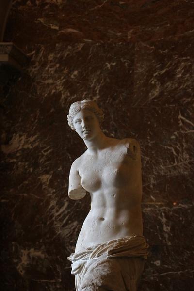 Venus de Milo, Greece, 130 BC