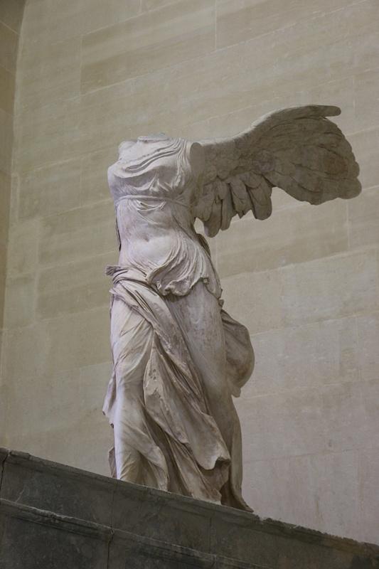 Winged Victory of Samothrace-Greek, circa 200 BC