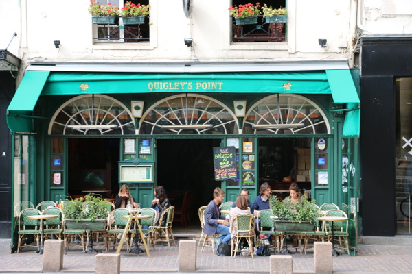 A good Irish Pub in the heart of Paris