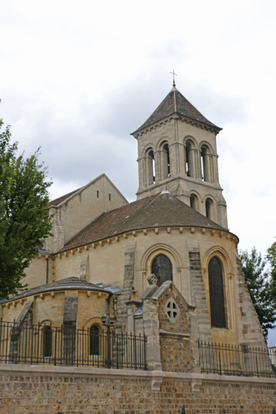 St Pierre de Montmarte Church and  Monastery
