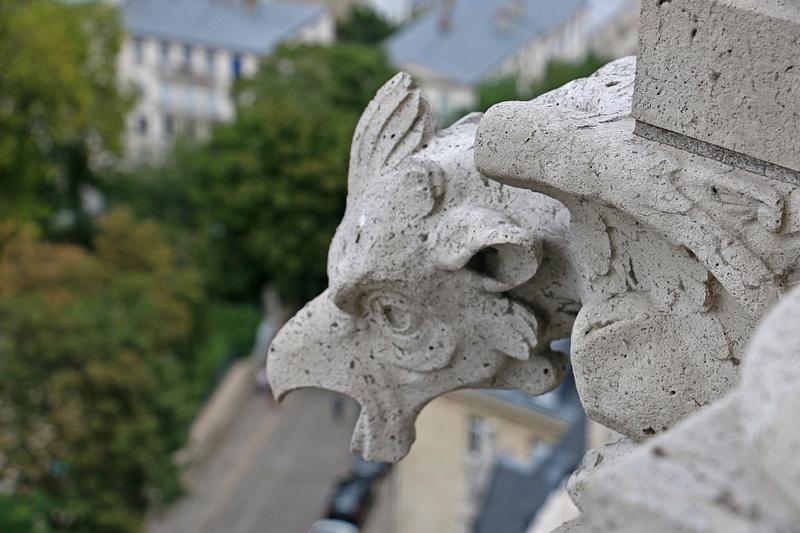 Gargoyle, Sacré-Cœur