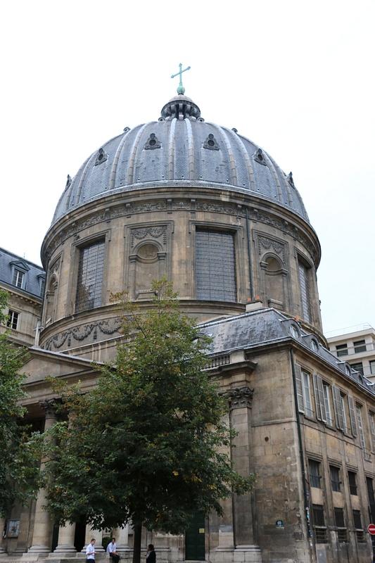 Église Notre-Dame-de-l'Assomption de Paris (1676)