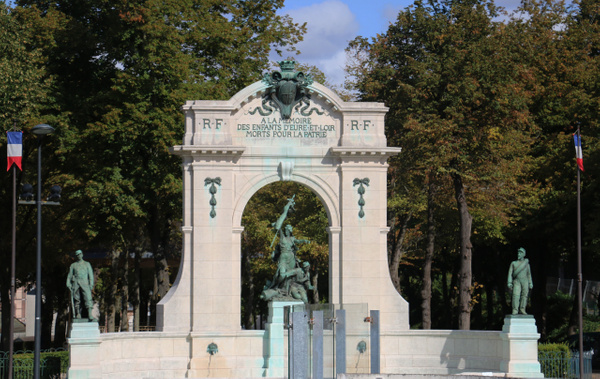 Franco-Prussian War Memorial
