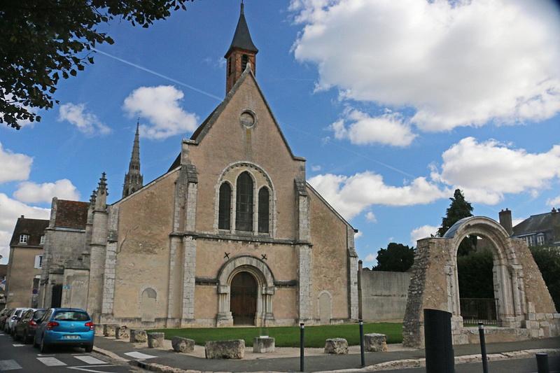 Saint Foy Chapel, Chartres