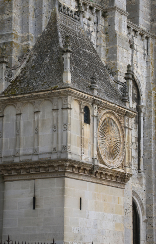 Sundial-Chartres Cathedral