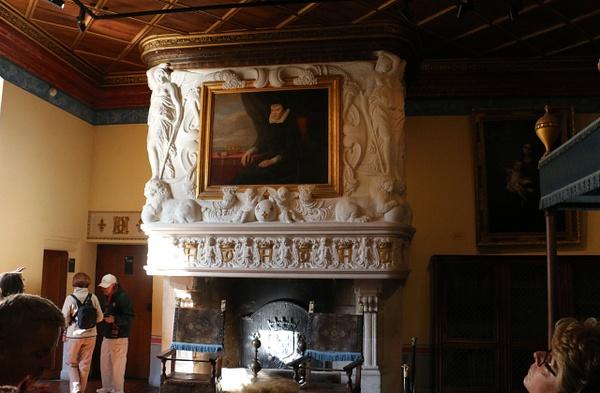 Diane de Poitier's bedroom