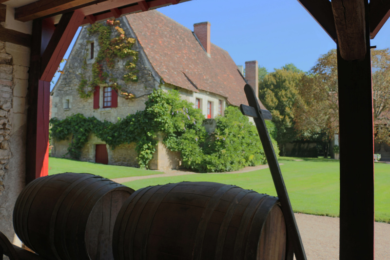 Sixteenth Century Farm