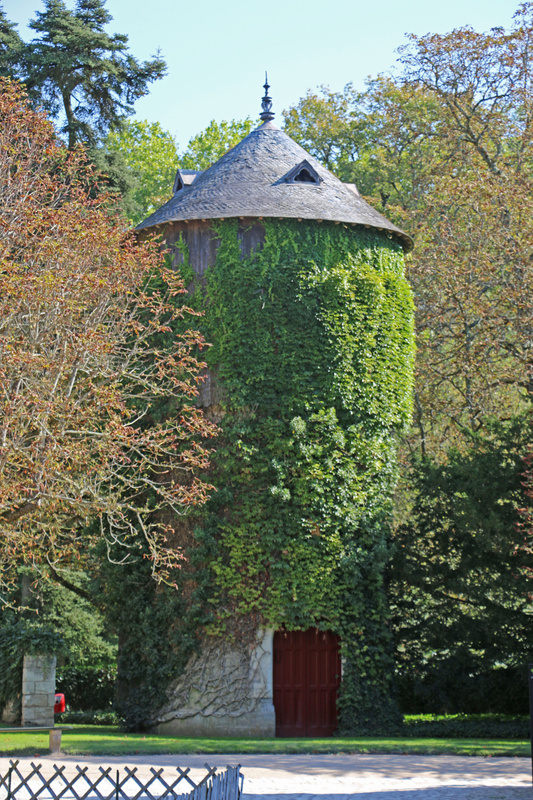 Sixteenth Century Farm-The water tower