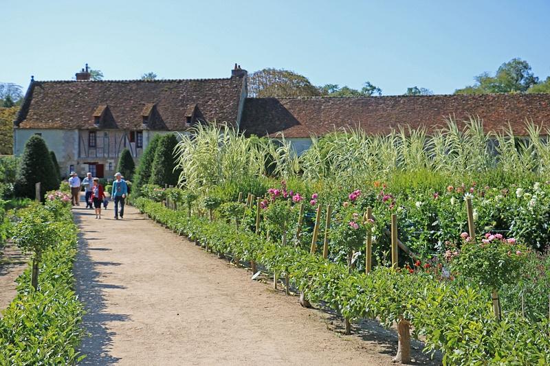 The Gardens of Château de Chenonceau