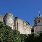 2015-09-07-Amboise, FR- Château d'Amboise & Château du Clos Lucé