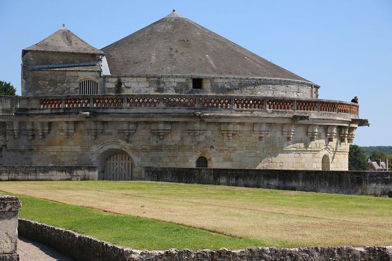 The armory-Château d'Amboise
