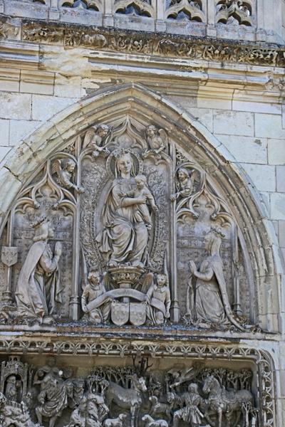 The chapel of Saint-Hubert