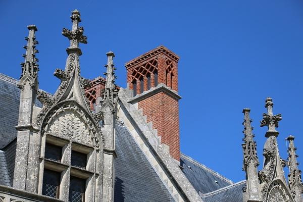 Detail-Château d'Amboise